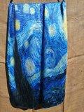 V.Gogh sterrennacht en waterlelie dubbelzijdig_