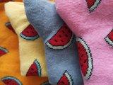 Meloen socks diverse kleuren_