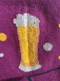 Bier mismatch socks diverse kleuren_