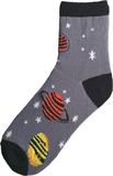 Space socks diverse kleuren_