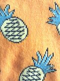 Ananas socks diverse kleuren_