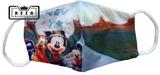 Mondkapje Kind Mickey op reis_