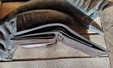 RFID buffel bruine streep midden_