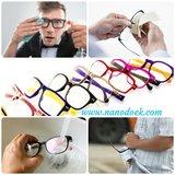 nanodoek voor bril