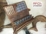 rfid bescherming dames portemonnee
