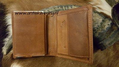 Rfid pashouder portemonnee