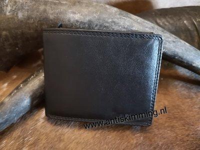 RFID Midden zwart