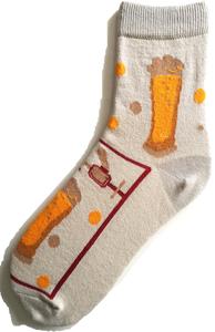 Bier mismatch socks diverse kleuren