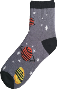 Space socks diverse kleuren