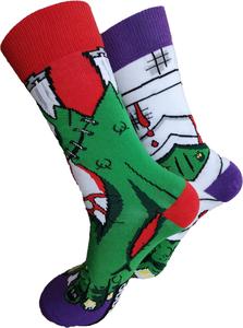Monster voeten mismatch