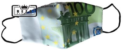 Mondkapje EURO 100