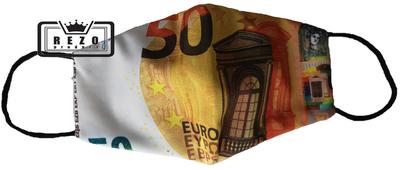 Mondkapje EURO 50