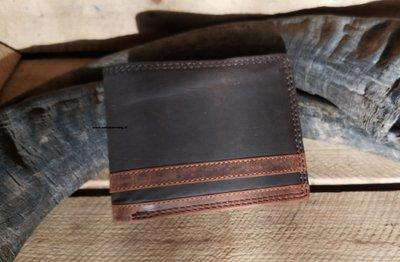RFID buffel bruine streep midden