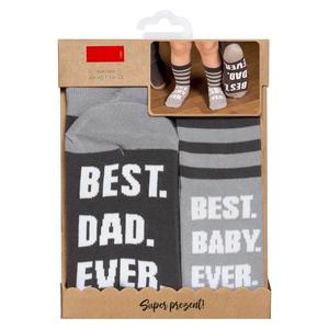 001) Best Dad ever, best baby ever
