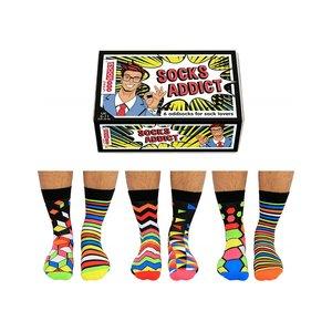 Box socks addict