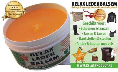Relax Lederbalsem- Ledercreme
