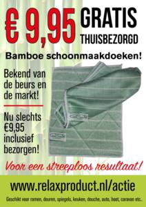 Bamboedoek uit Duitsland